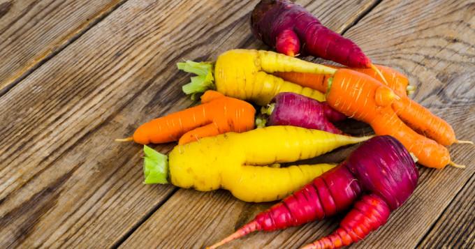 Ces légumes sont-ils laids?